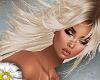 wind blonde windswept