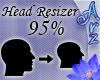 [Arz]95% Head Resizer