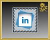 Linkedin Stamp
