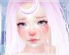 Cute Kawaii Pastel Pink White Halo Wings Angel Moon Star Tears