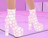 Pink Platforms Animated