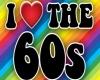 WE LOVE THE 60'S& 80'S