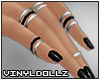 !V! Kyria Nails/Rings