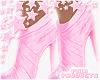 ♔ Heels e Pink