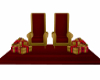 Red/Gold Gift Seats