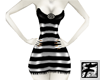 ~F~ Stripey Dress XL