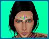 (R)Rainbow Gem Headband