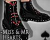 Cat~ Mr Hearts .Boots