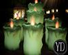 Xmas Candles