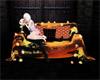 NJ Halloween Kiss Couch