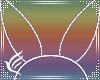 Purple Bunny Ears