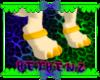 :Dairine M. Feet Cuffs: