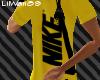 yellow nike