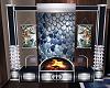 Asian Fireplace
