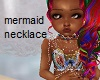 kids Rainbow Mermaid nkl