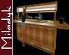 MLK Ani Wood Salad bar