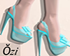 Sky Color Shoes