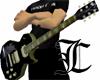Black Dahlia Guitar