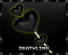 ♰ Deadly Heart Wand L