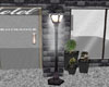 s~n~d snow street lamp