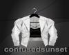 CS White Jacket