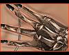 WxR skeleton hands