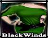 BW  Green Baggy Dress