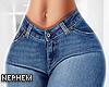 NP. Simple Jeans RLS