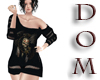 DOM-GOTHIC DRESS