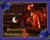 Bouncing Demonic Eye