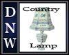 Country Lamp Mesh