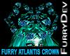 FURRY ATLANTIS CROWN