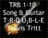 Trouble ~ Song & Guitar