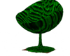 Green Love Chair v.4