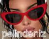 [P] Summer red glasses