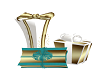 JPZ~Teal Gift~JPZ
