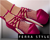 ~F~Arella Pumps Rose