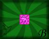 ~B~ Frog Pink Badge