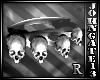 Silver Skull Knuckles R