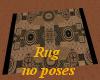 (AF) Elegant Brown Rug