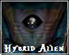 Hybrid Alien Third Eye