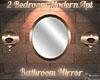 Modern AptBathroomMirror
