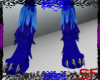 Blue Bunny Paws