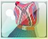Æ | Plum [aztec] dress