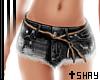 S~ Dark Shorts