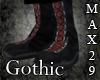 Gothic Alternative Boots