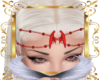 Red Angel Headdress