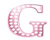 Pink G
