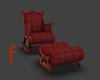 [F]xmas rocking chair