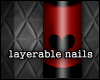 [TLZ]Lovebite layer nail
